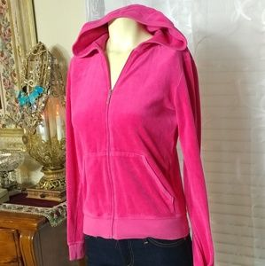 JUICY COUTURE Velour Hoodie/ FLASH SALE